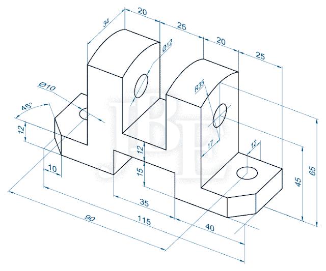 640x533 Autocad Practice Drawings Pdf File