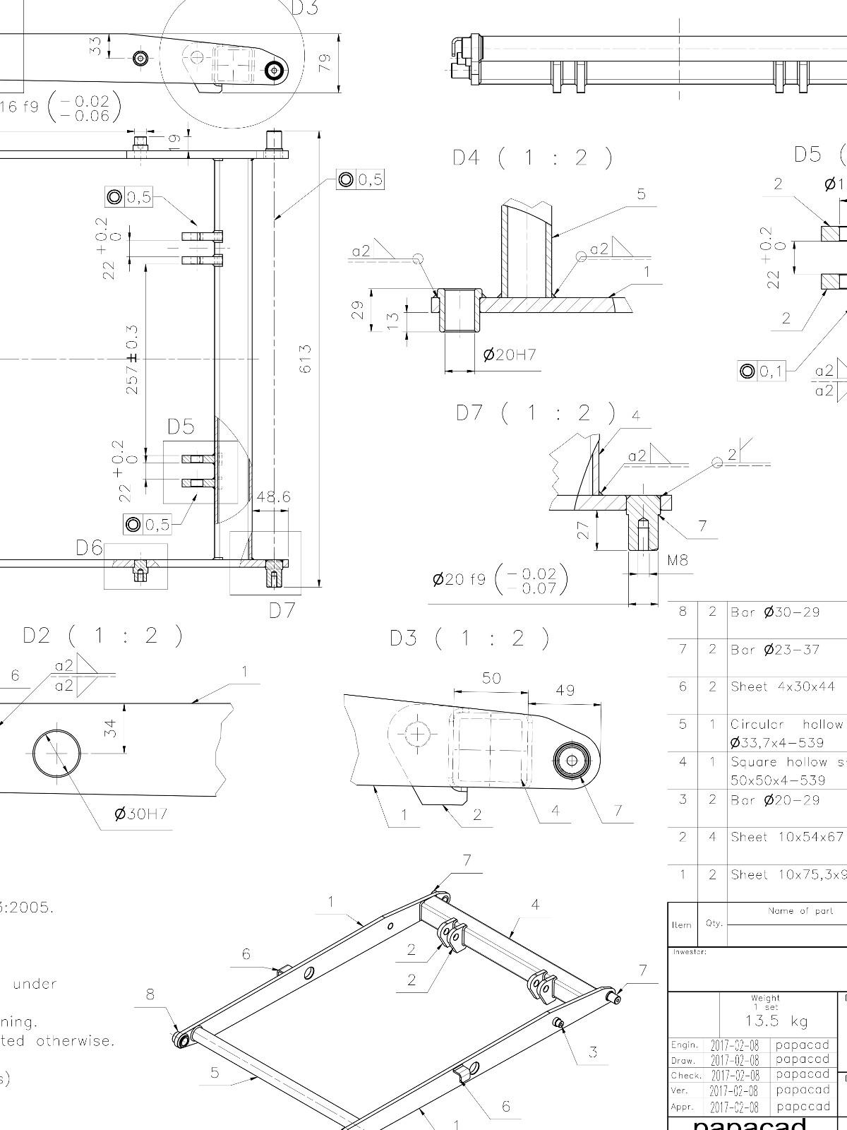 1200x1600 Diy Scissor Lift Table