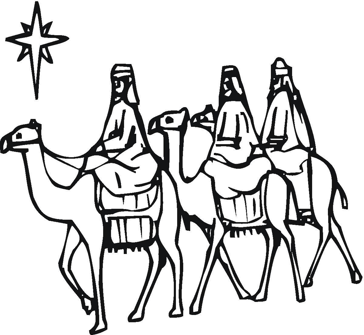 1200x1104 Three Wise Men Coloring Pages Free Coloring Pages Stockings
