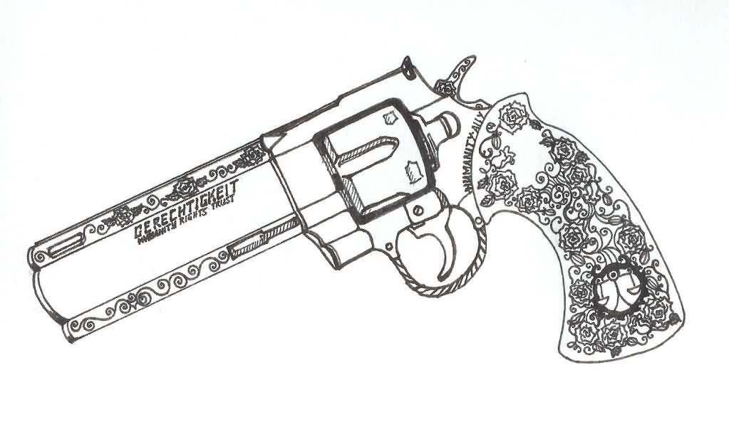 1023x603 Tattoo Revolver Tattoo Revolvers And Tattoo