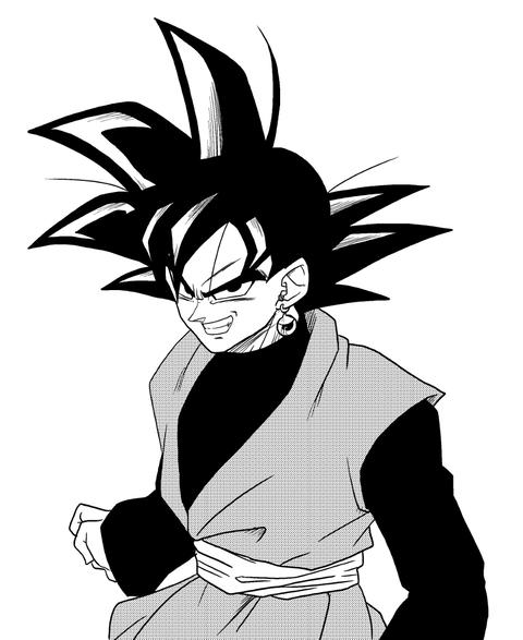 480x587 Black Goku