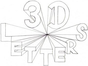 360x271 3d Lettering Lessons