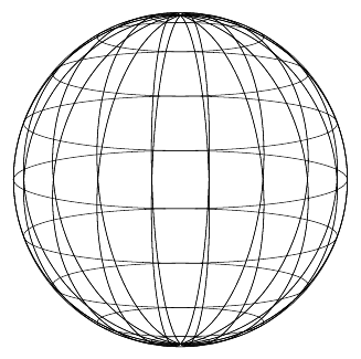 327x325 Tikzpgf Part 3 Drawing A Sphere Incomplete! Eclecticcats