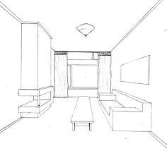 236x214 One Point Perspective Dream Room Arch Fields