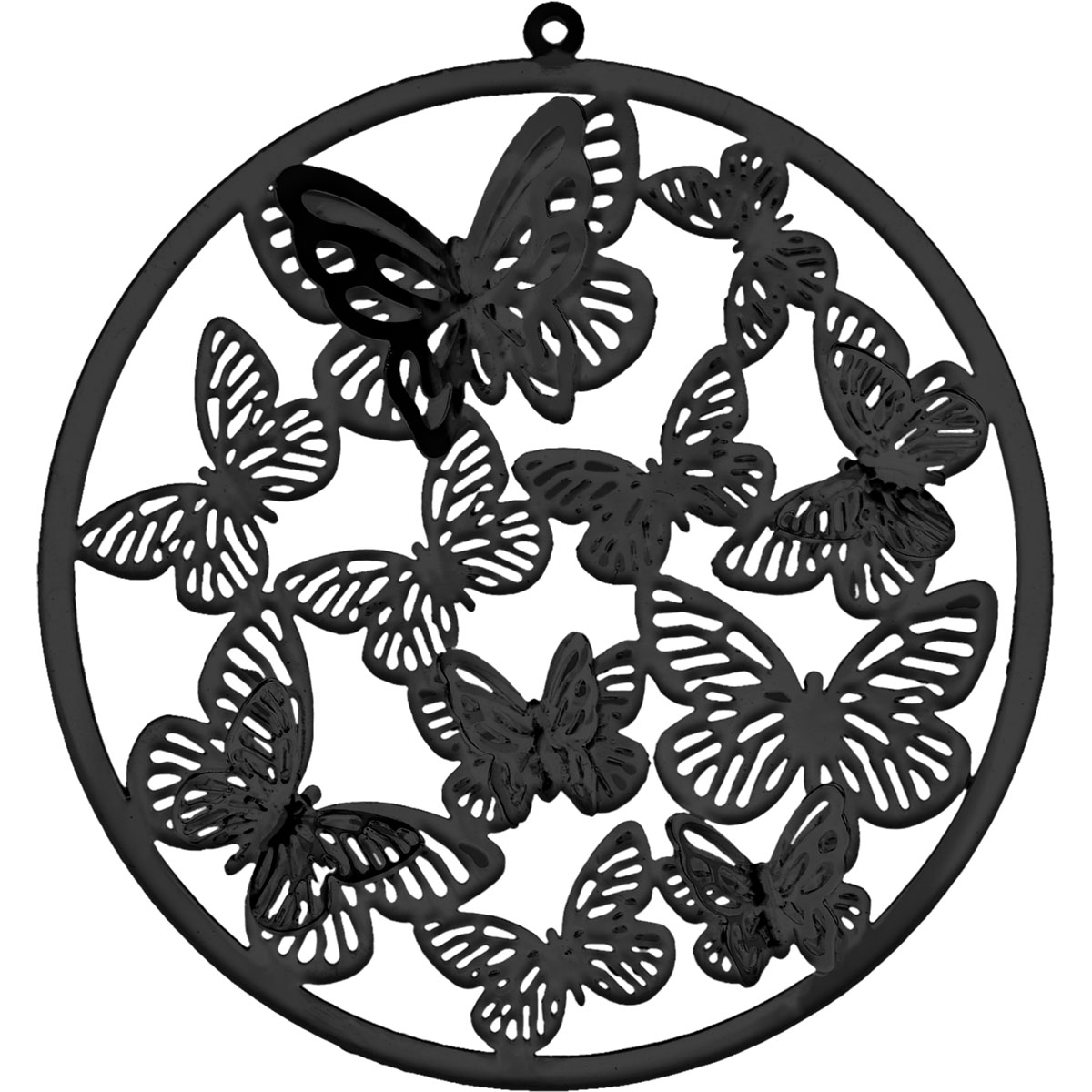 1200x1200 Filigree, 3d Butterfly Disk, 55mm