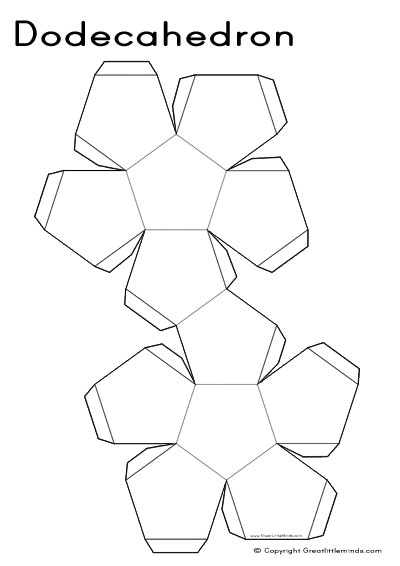 400x566 29 Images Of 3d Shape Drawing Template