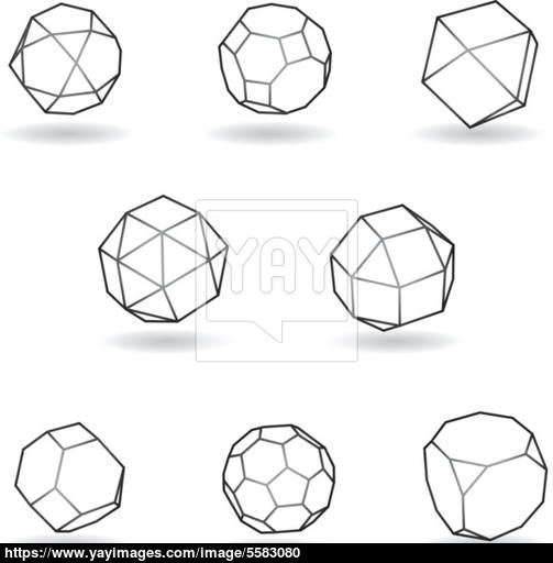 503x512 Set Of Vector Cube Elements Cube Geometric Illustration 3d Vector