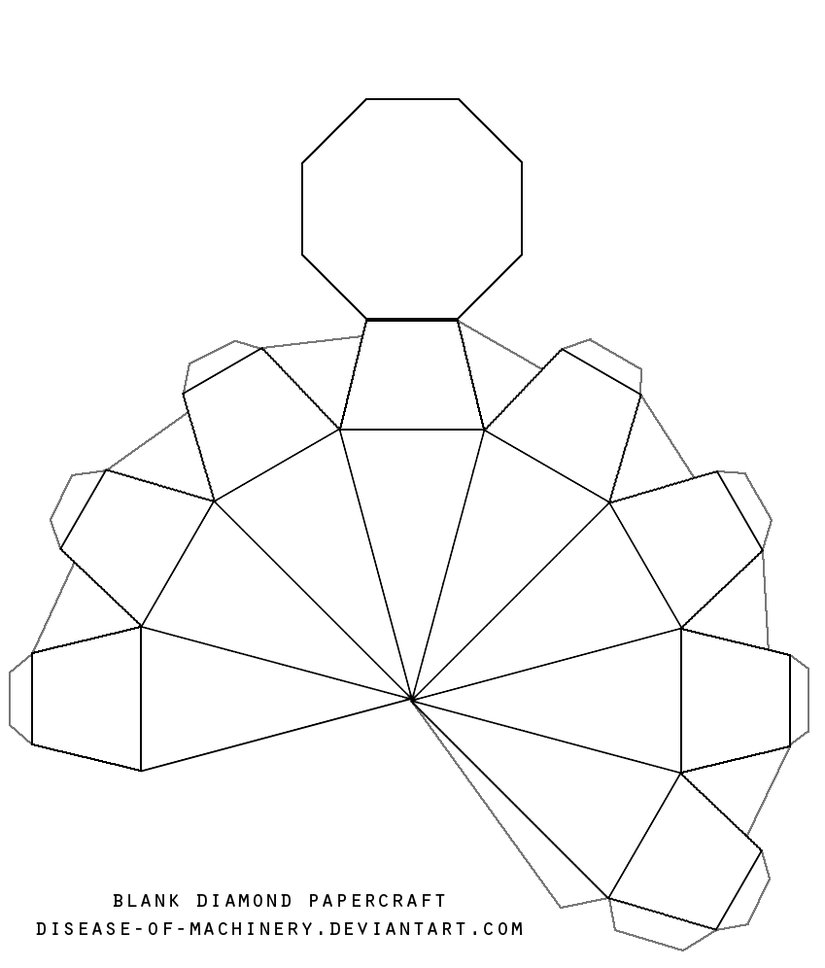 3d Diamond Drawing At Getdrawings Free For Personal Use 3d