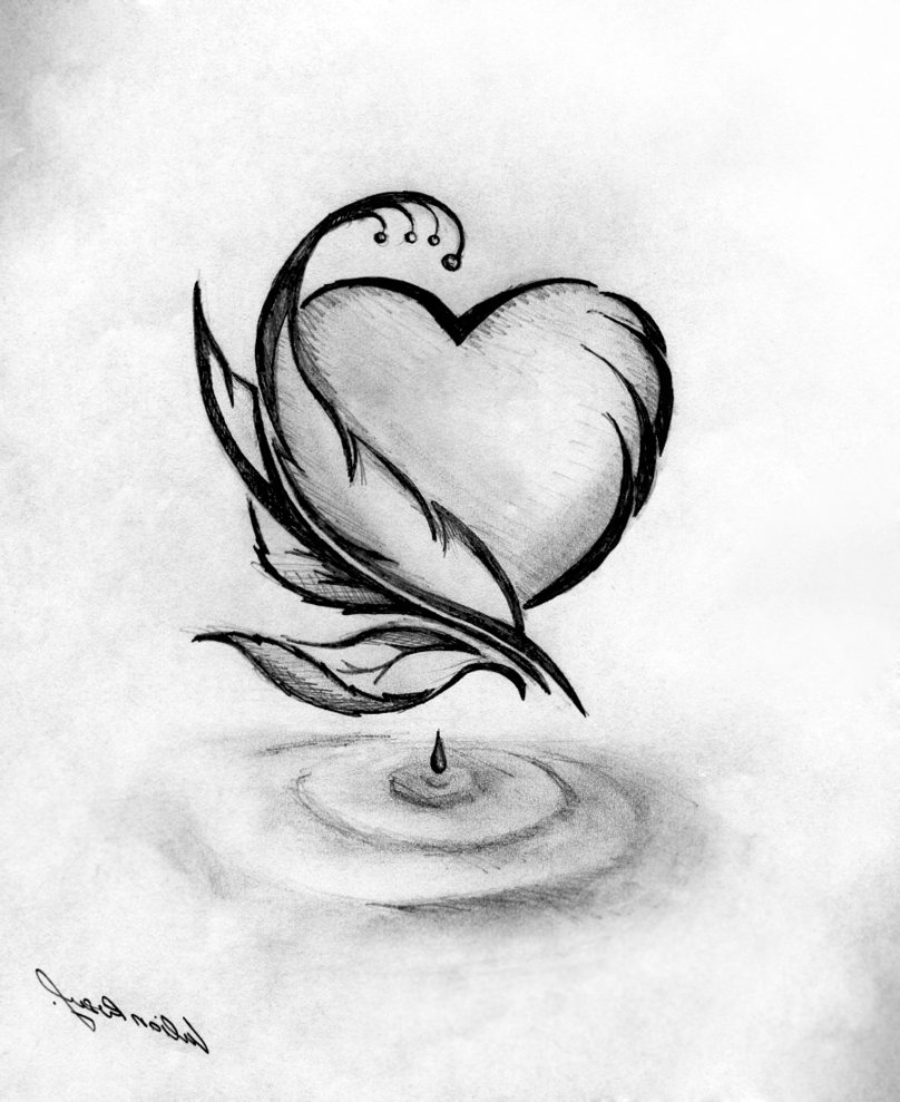 808x989 Black And White Sketches Of Love