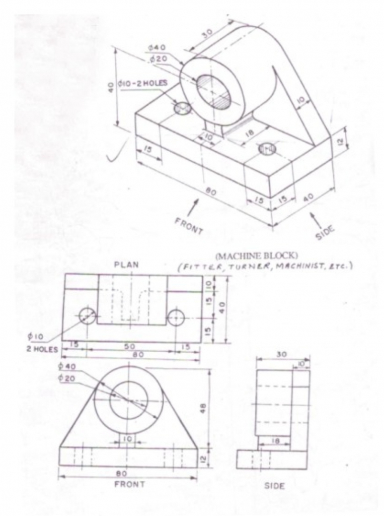 763x1024 3d Mechanical Drawings