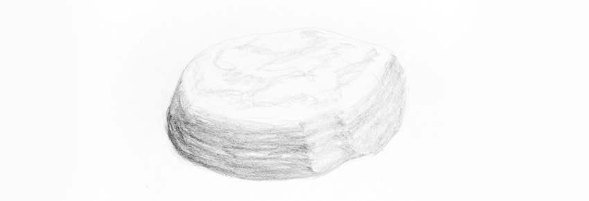 850x291 How To Draw Stone And Rock Textures