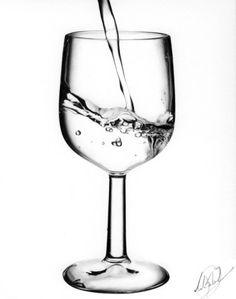 236x299 Wine Glass Drawing
