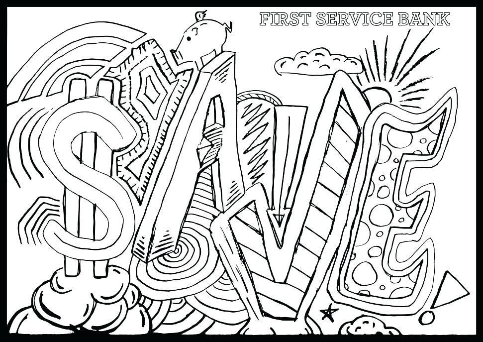 971x687 3d Coloring Pictures Coloring Pages Printable D Coloring Pages