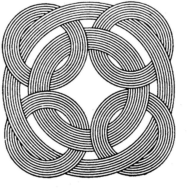 630x635 57 Best Coloring Pages Images On Optical Illusions