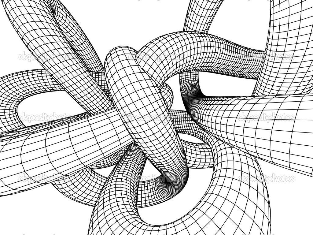 1024x768 Abstract Coloring Page Sheets 3d Abstract Coloring Pages