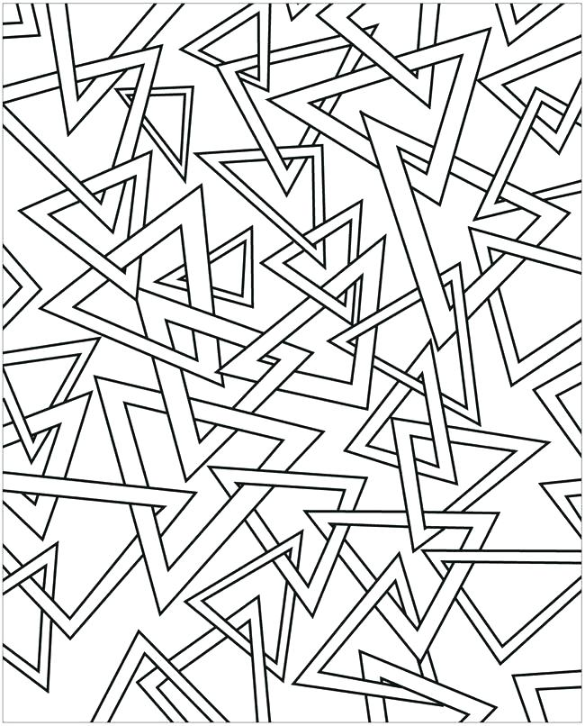 650x806 Awesome 3d Coloring Pages For Coloring Pages Printable Free