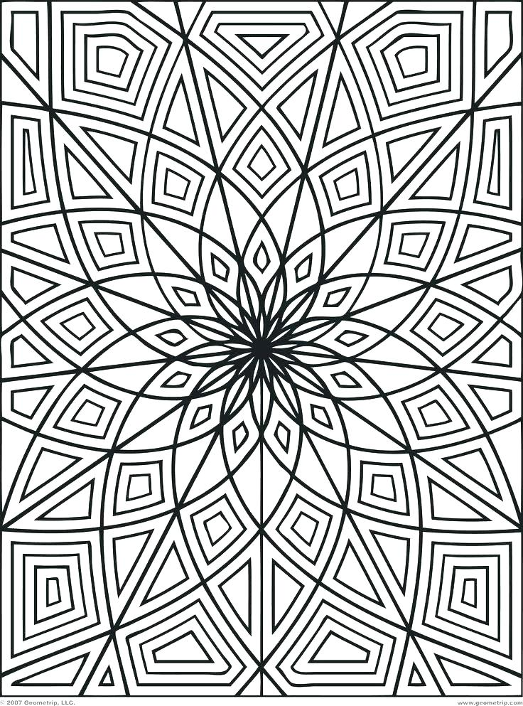 736x993 Optical Illusion Coloring Pages Coloring Pages Optical Illusions