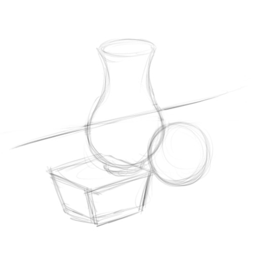 500x500 How To Draw 3d Forms Using Shading 8 Steps (With Pictures)