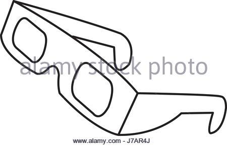 450x290 3d Film Reel Strip Vector Set Stock Vector Art Amp Illustration