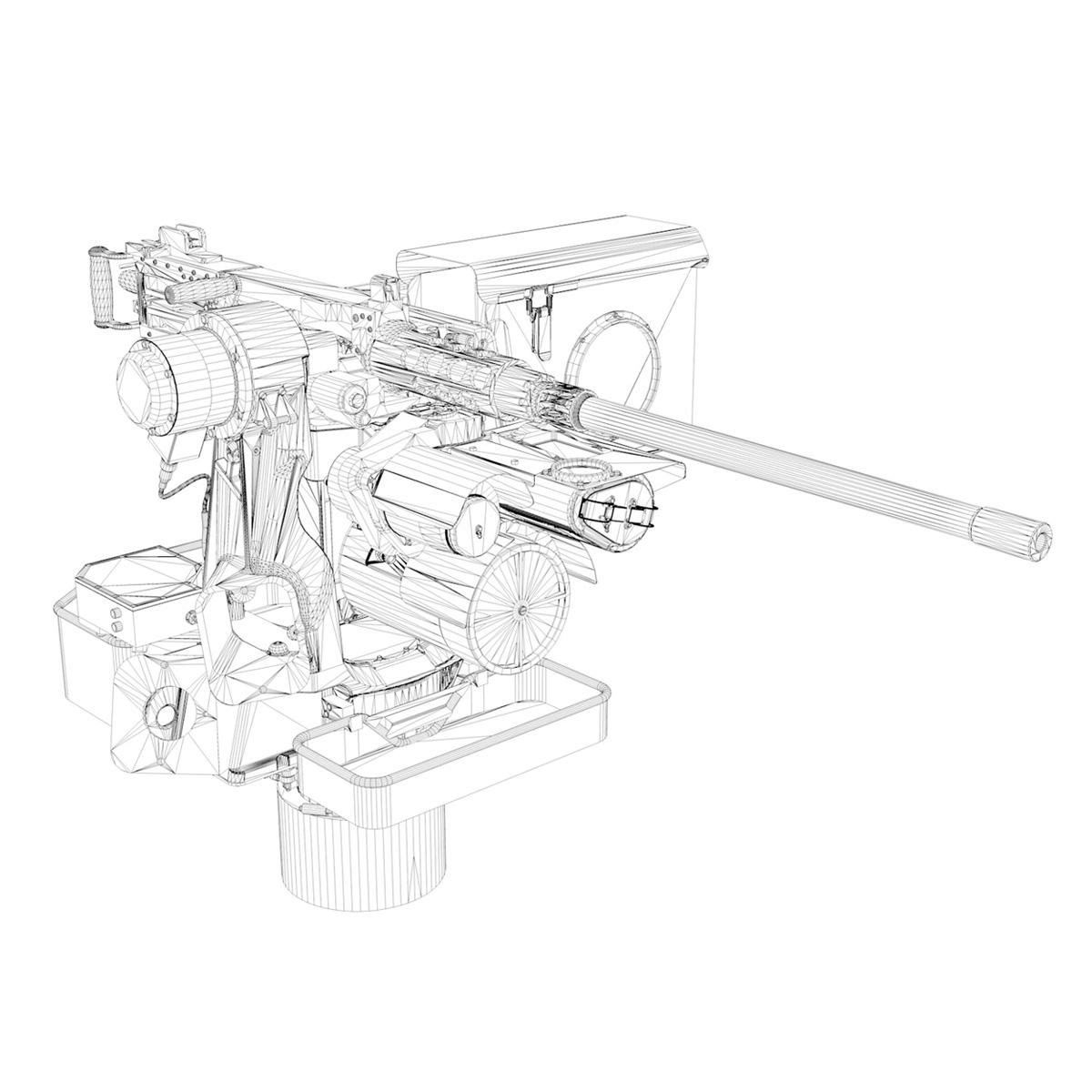 1200x1200 Kongsberg Protector M151 Rws 3d Model Guns Lws 3ds C4d Lwo Lws Lw