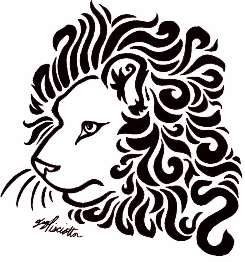 784x837 Lion Free Tattoo Design Beautiful Lion Tattoos Part 6 3d