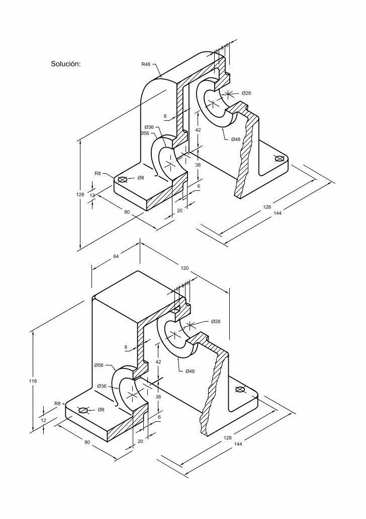 728x1031 78 Best Cad 3d Drawings Images On 3d Drawings