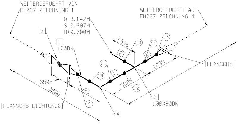 800x419 Isometric Drawing (Iso X)