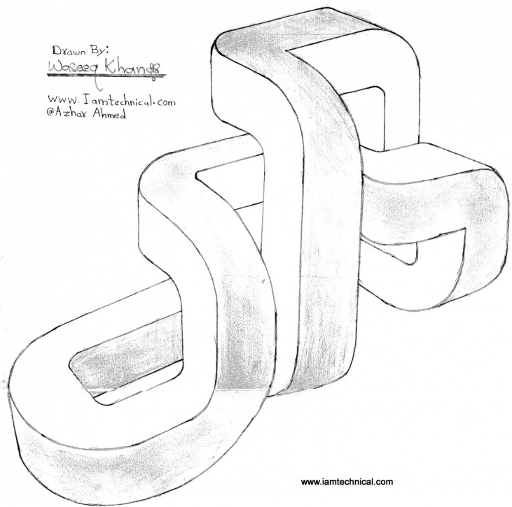 731x725 Isometric Projection Art