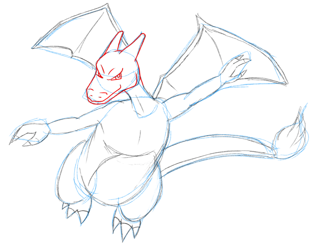 1024x798 How To Draw Pokemon Pikachu (Obviously) And A Few
