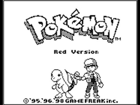 480x360 Pokemon Red Opening Flipnote Studio 3d