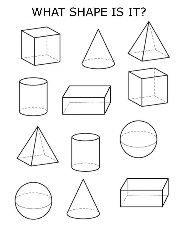 1152x1440 Maths Shapes Worksheets Math Shape Properties 3rd Grade