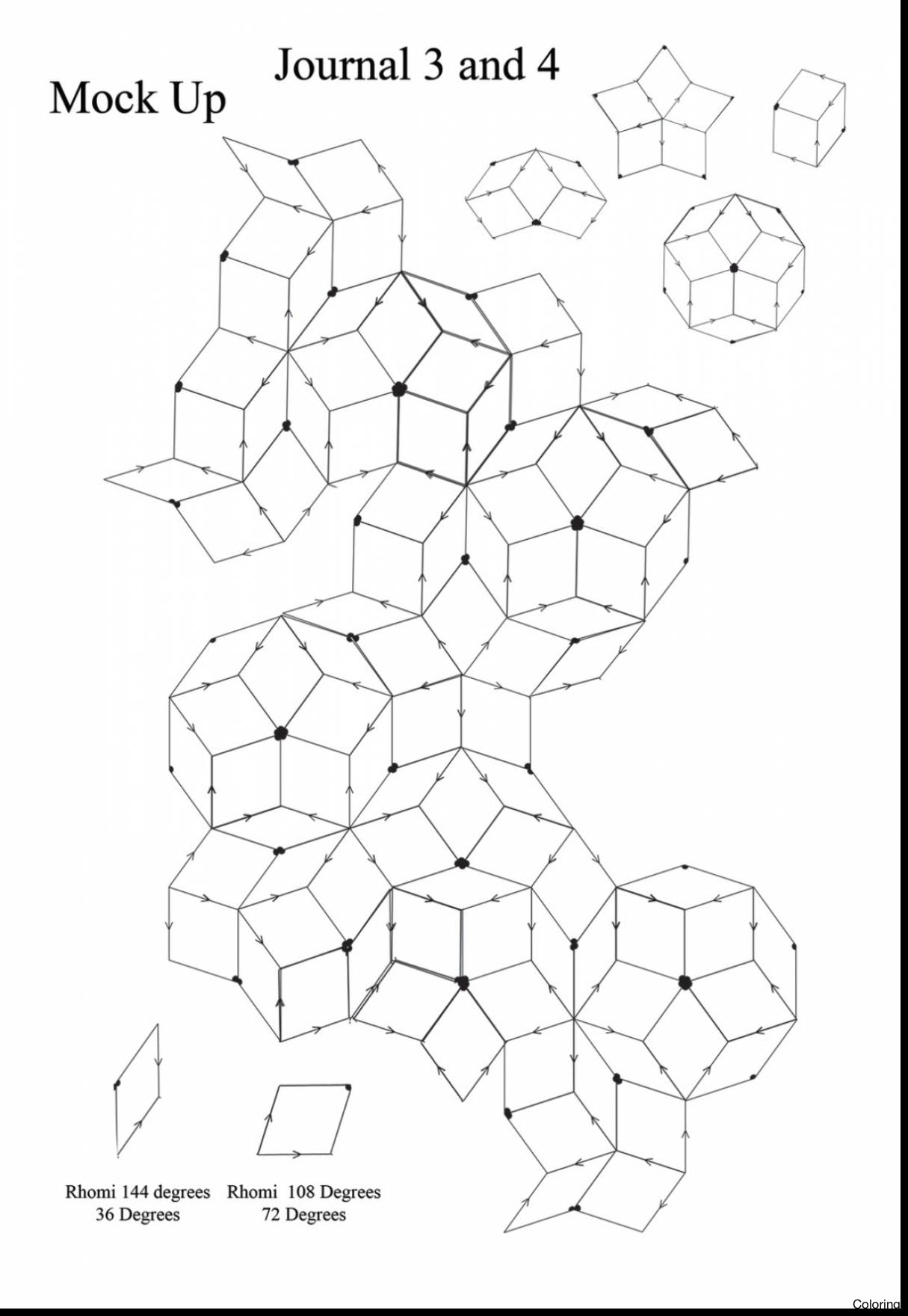 1215x1760 Printable Shapes Coloring Pages Shape 14f For Preschoolers
