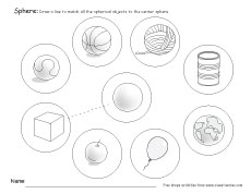 230x178 What Is A Sphere Free Sphere Worksheets For Kindergarten