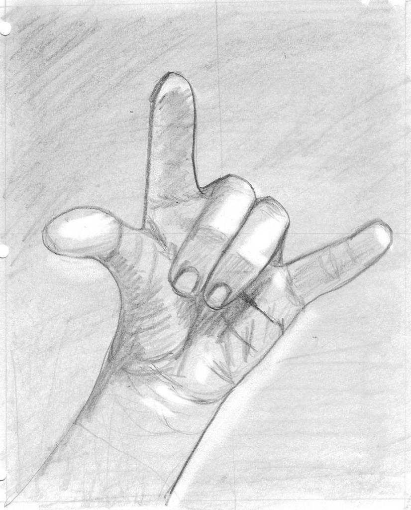 826x1024 Beginner Sketches 3d Sketchespencil Drawing For A Beginner 3d