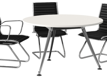 350x255 Free 3d Models Conference Table Chairs 3d Squirrel Free 3d