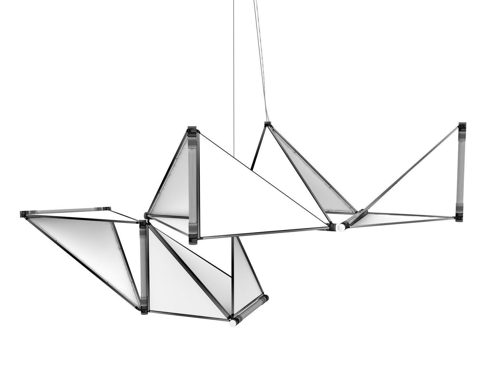 1600x1200 3D Kite CGTrader