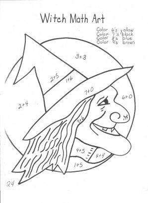 298x410 3rd Grade Halloween Math Worksheets Printable For Free Newgomemphis