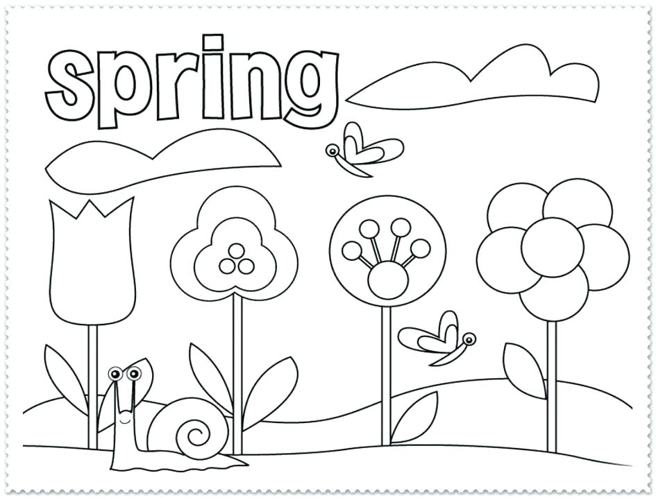 945x718 Entertaining 3rd Grade Coloring Pages Fee First Free Spring Site