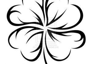 300x210 Four Leaf Clover Tattoo Meaning Tattoo Ideas