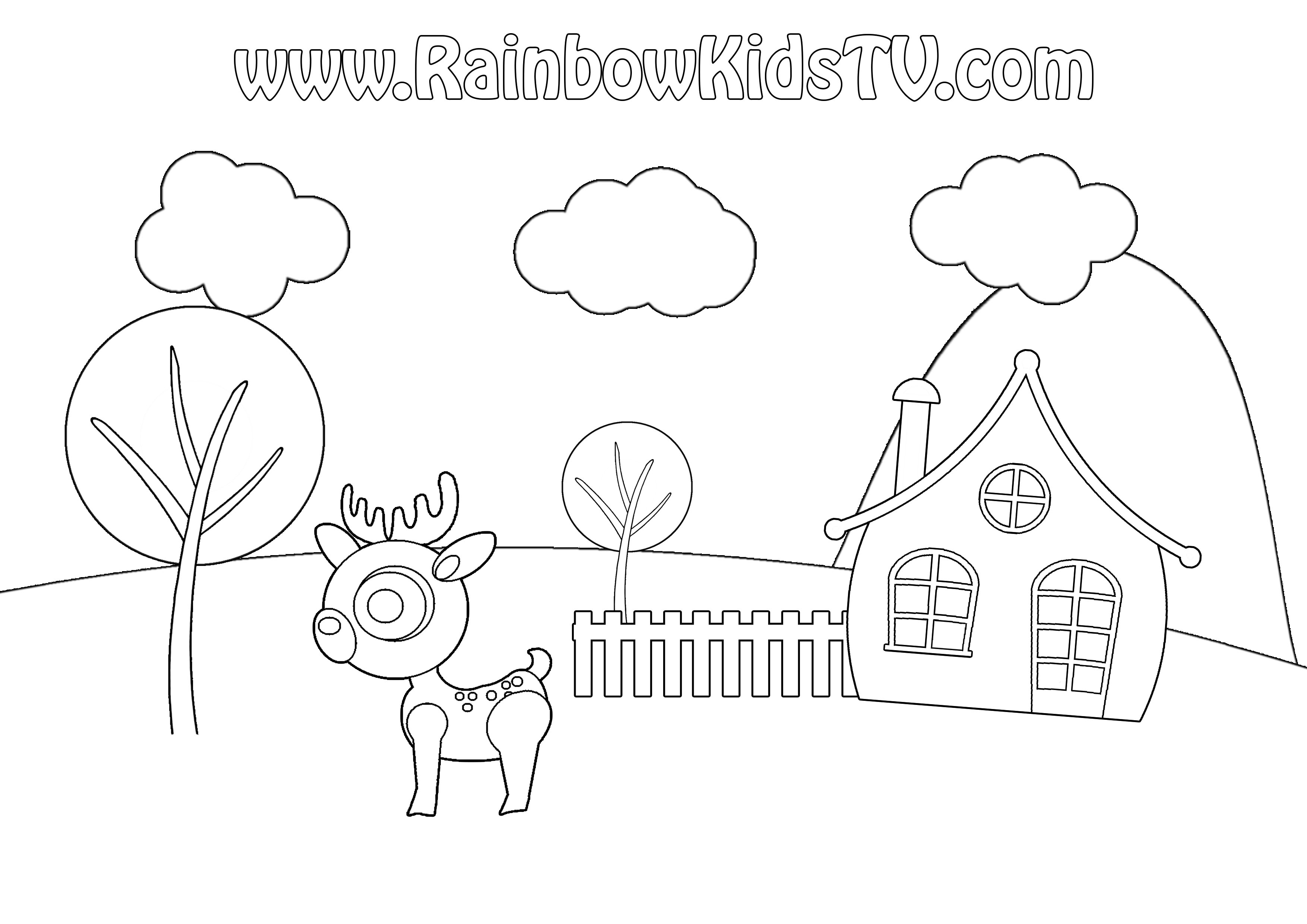 4 Seasons Drawing at GetDrawings.com | Free for personal use 4 ...