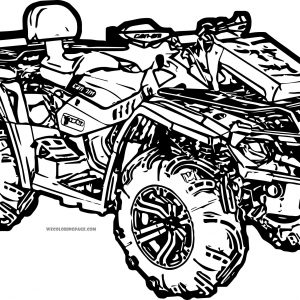 300x300 Four Wheeler Coloring Pages. Affordable Christmas Coloring Pages