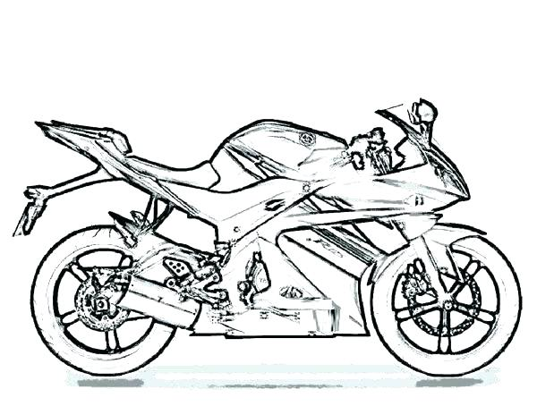 600x464 Four Wheeler Coloring Pages