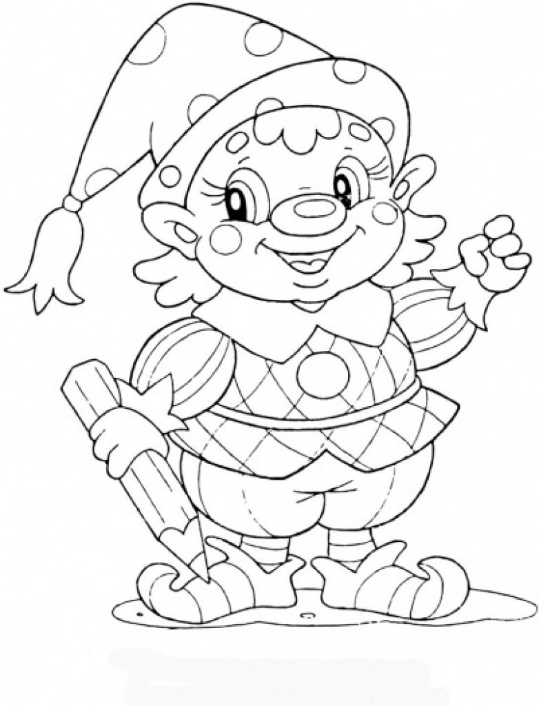 782x1024 Smartie The Penguin Colouring Sheet For 4 Year Old Free Printable