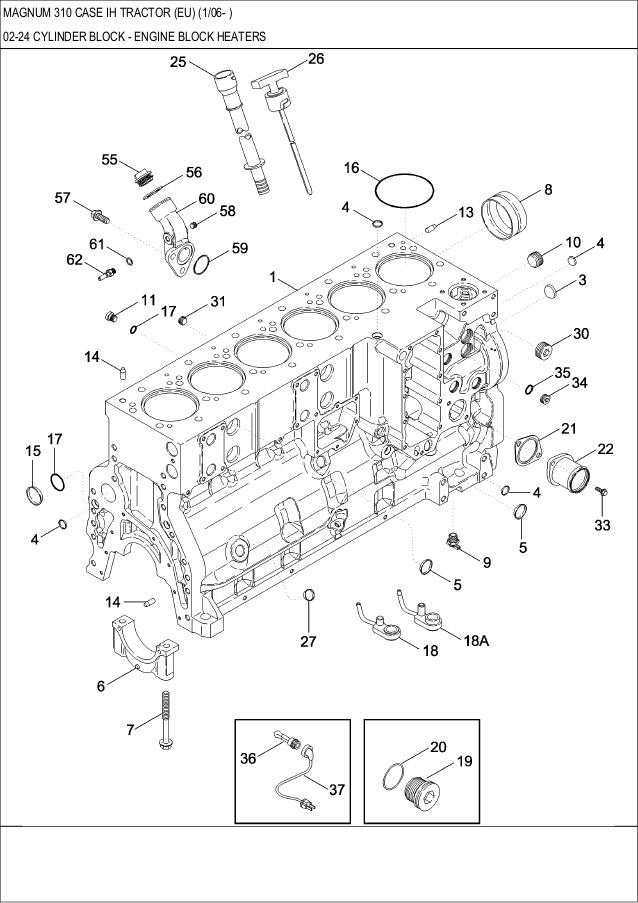 638x903 Magnum 310 Case Ih Tractor Parts Catalog