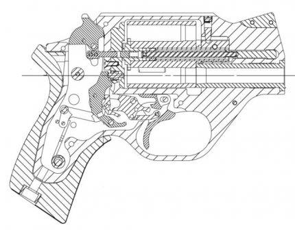 430x336 First Colt Revolver 1839 Patent Artwork Vintage Nikki Marie Smith