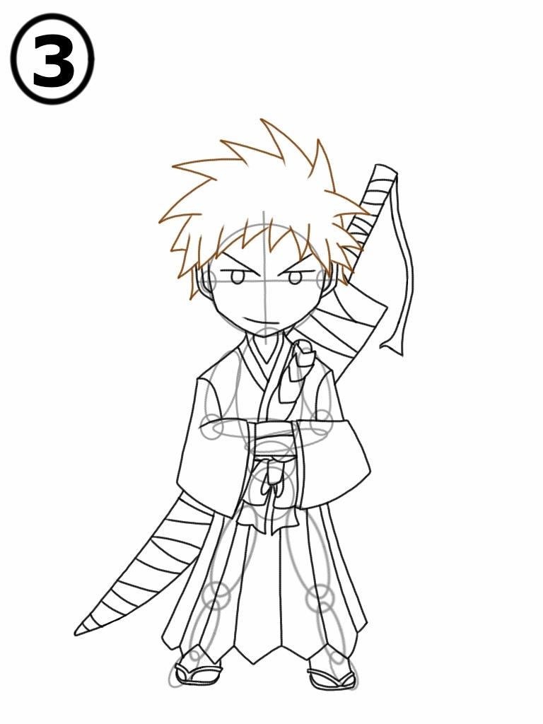 768x1024 Sketch. Hand Drawn Nonoy Manga