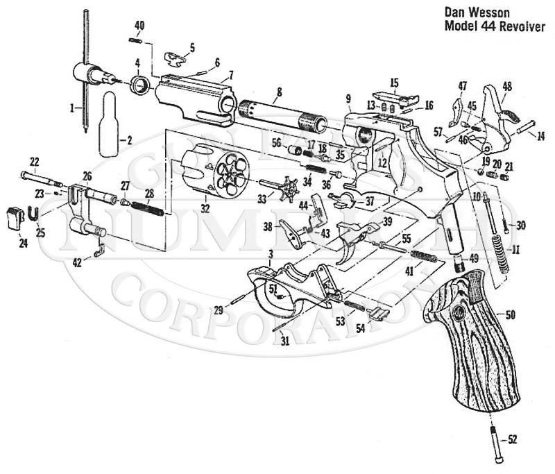 44 Magnum Drawing At Getdrawings Com