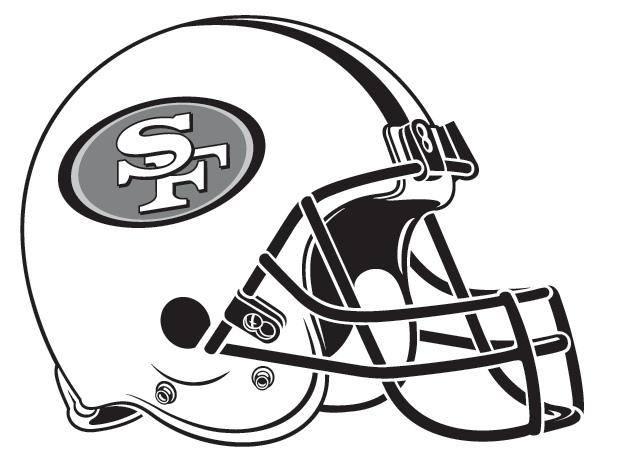 49ers Logo Drawing at GetDrawings | Free download