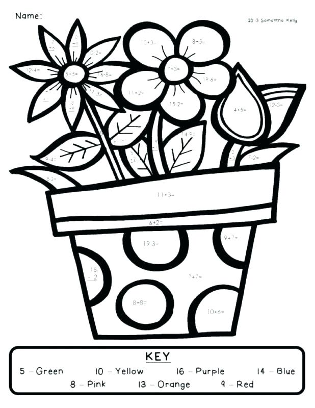 618x800 Coloring Sheets For 4rd Grade