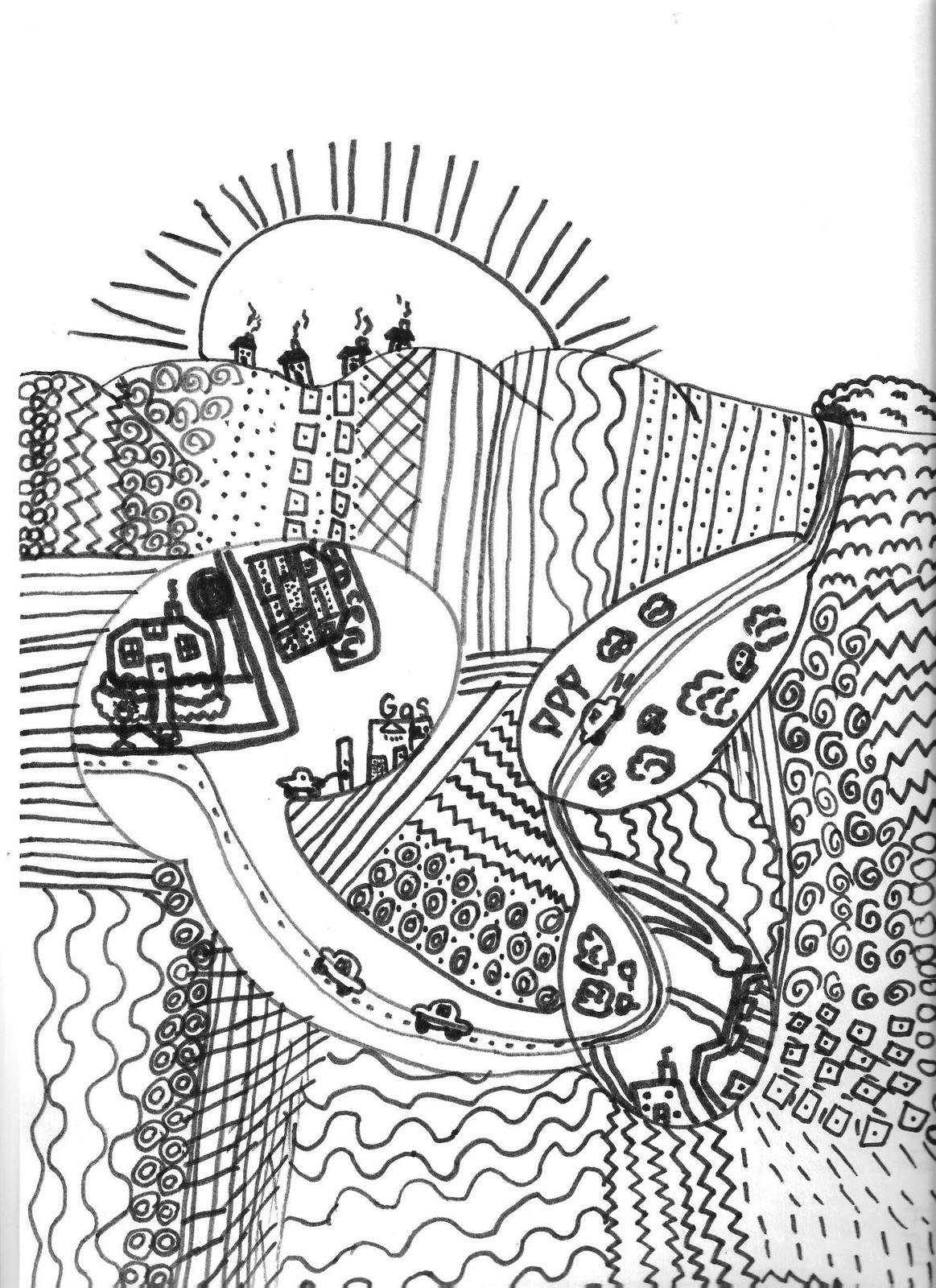 1163x1600 North Art Alert Fourth Grade Underground Worlds Writing K 5